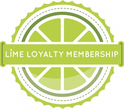 lime loyalty membership logo