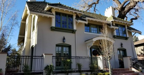 residential exterior painting 12