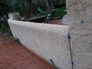 commercial painting companies in denver fence before