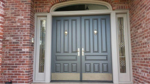 commercial painting company boulder colorado entry door after