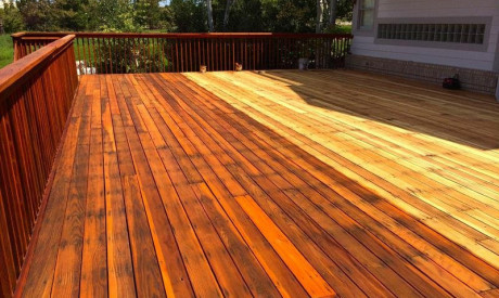 DECK RESTORATION in Greenwood Village, CO