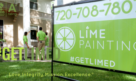 LEAD PREVENTATIVE REPAINT OF A RESIDENCE IN THE DENVER COUNTRY CLUB