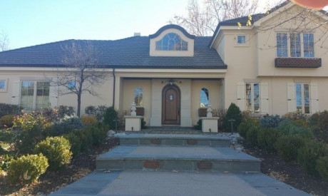 STUCCO RESTORATION in Greenwood Village, CO