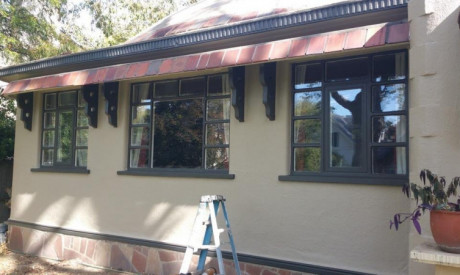STUCCO RESTORATION in Hilltop, Denver, CO