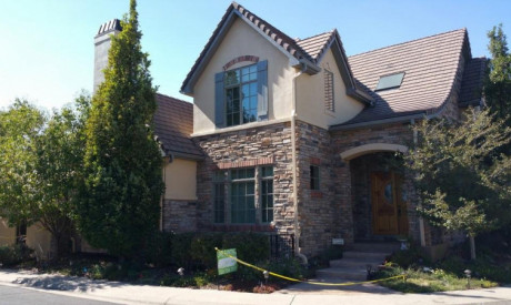 STUCCO RESTORATION in Hyde Park At Polo Club, CO