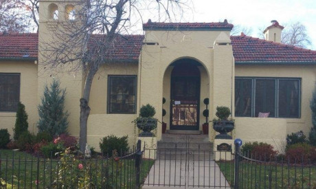 STUCCO RESTORATION in Park Hill, Denver, CO